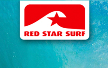 Red Surf Star