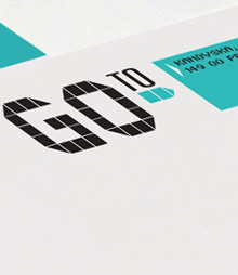 identity for GO TO travel company